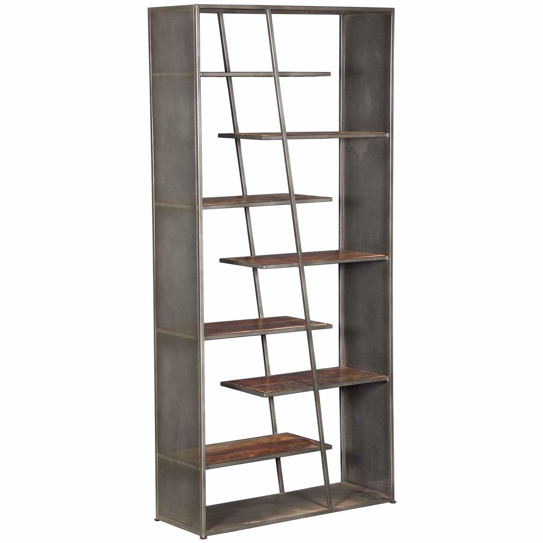 Picture of Iron Wood Bookshelf