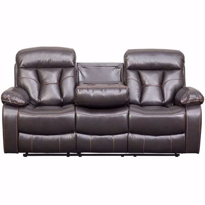 Picture of Pekin Reclining Sofa with Drop Table