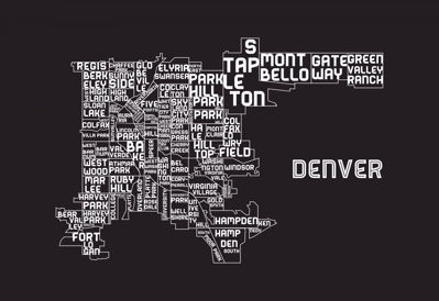 Picture of Denver 2019 48x32 *D