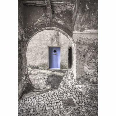 Picture of The Blue Door 24x36 *D