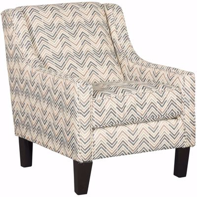 Picture of Webster Olive Accent Chair