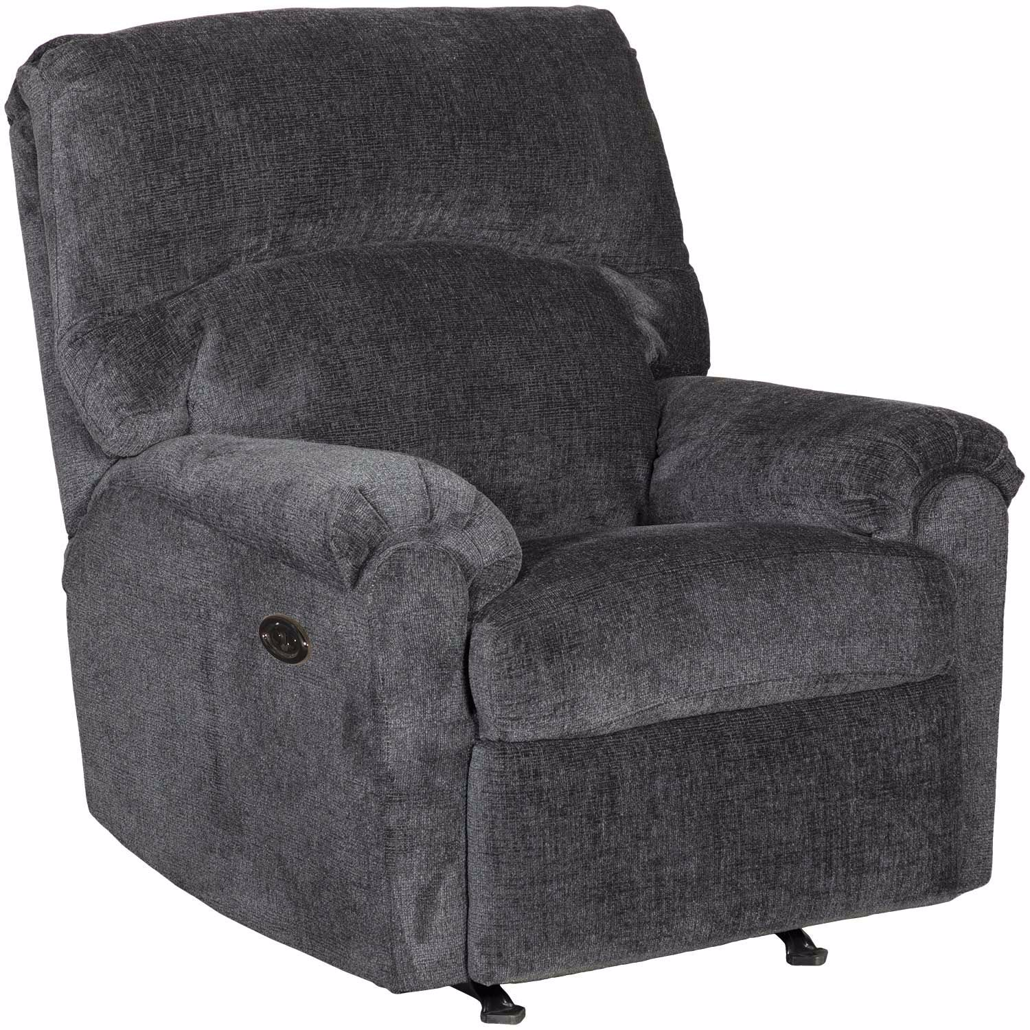Picture of Webster Slate Power Recliner