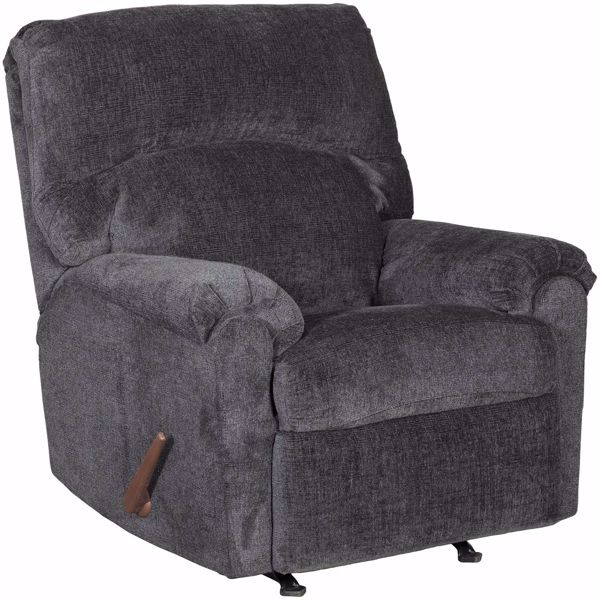 Picture of Webster Slate Recliner