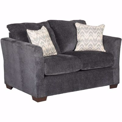 Picture of Webster Slate Loveseat