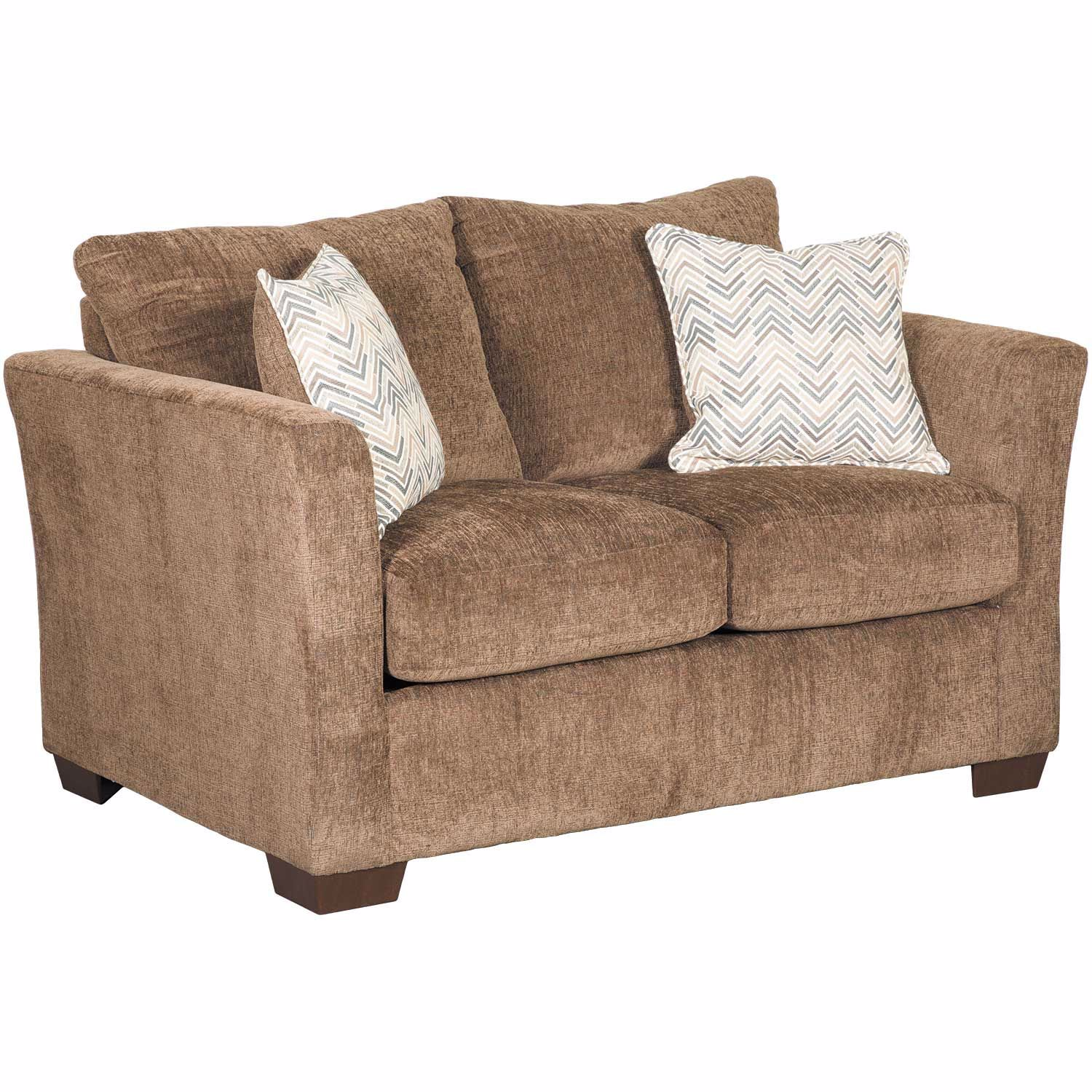 Picture of Webster Coffee Loveseat