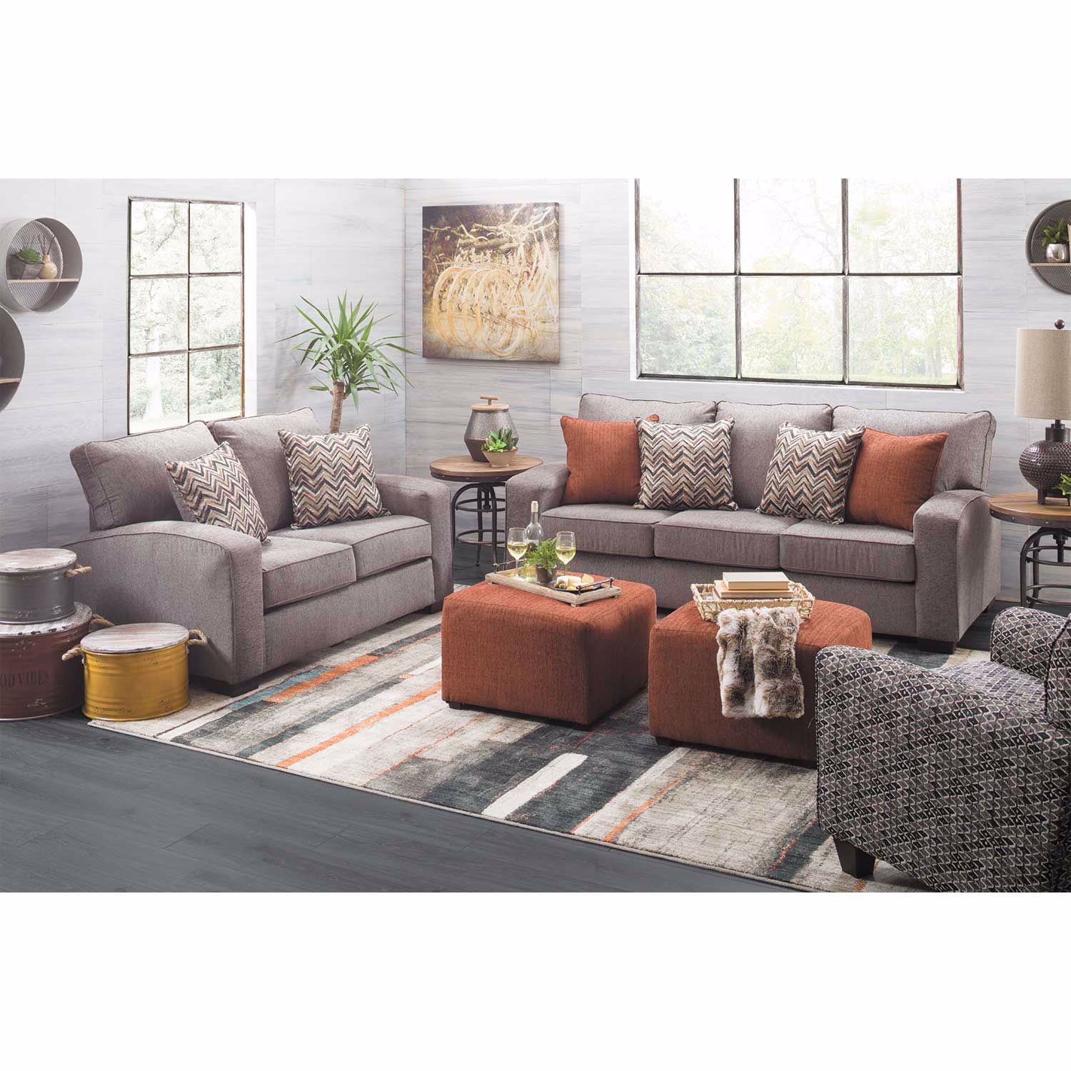 Picture of Endurance Shadow Loveseat