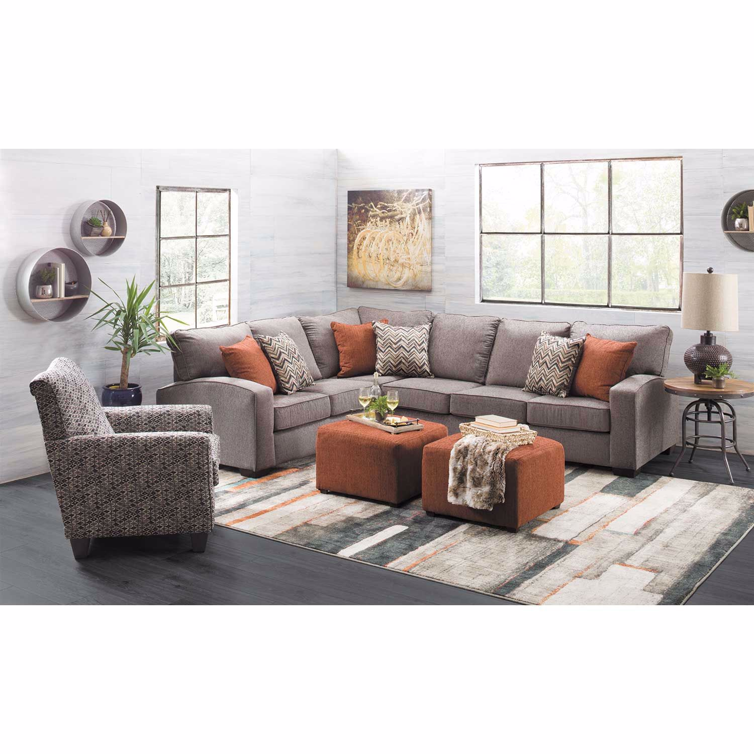 Picture of 2PC Endurance Sectional w/LAF Sofa