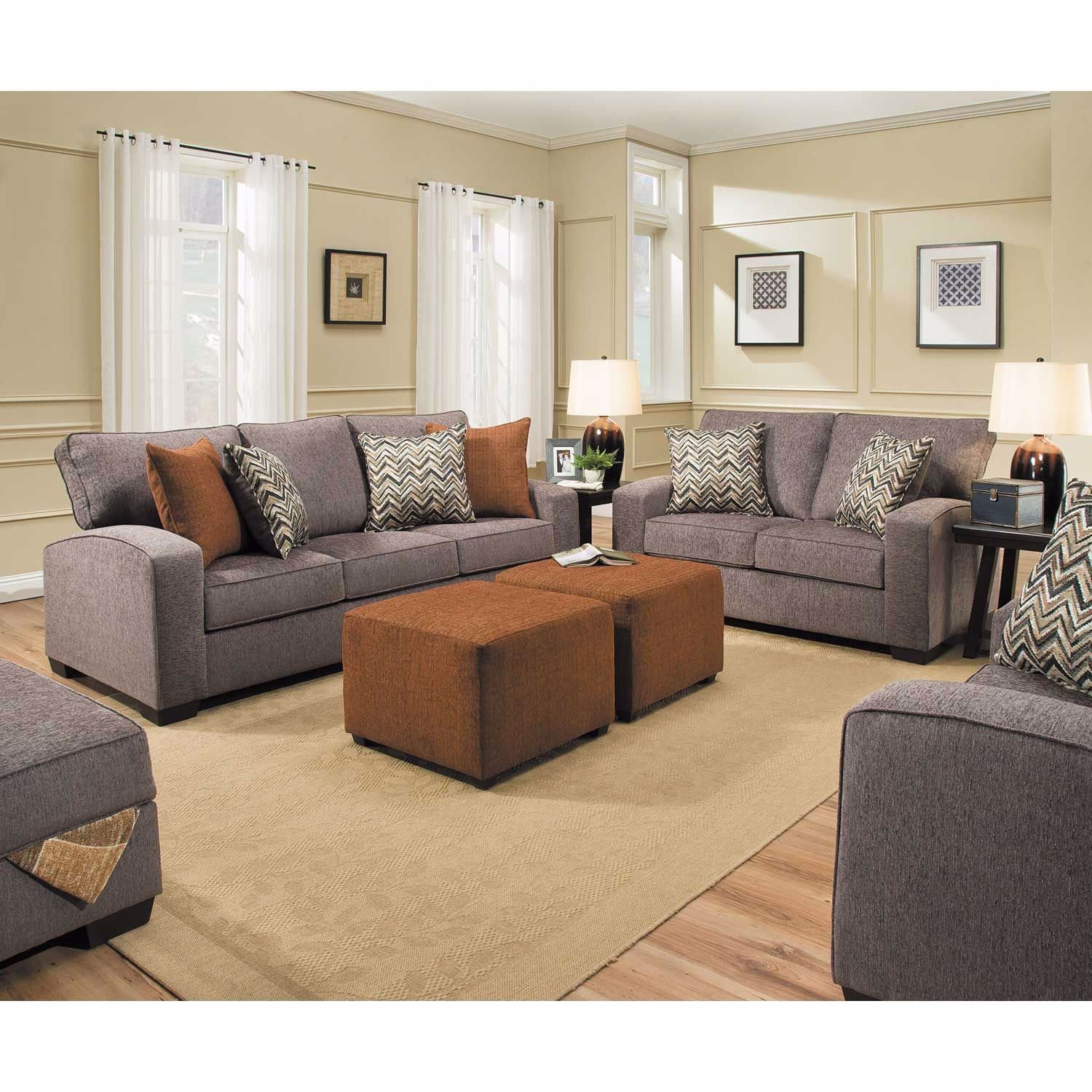 Picture of Endurance Shadow Sofa