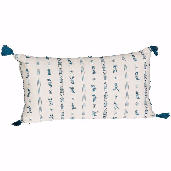 Picture of 14x26 Tealish Pillow