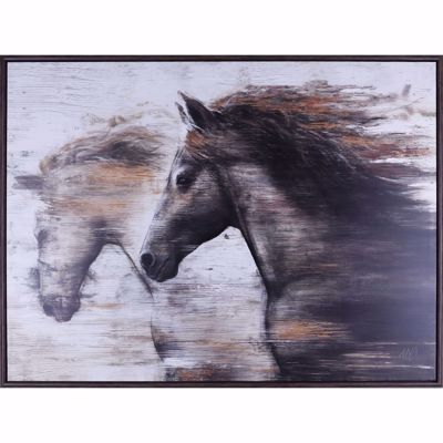 Picture of Enchanted Horses Artwork