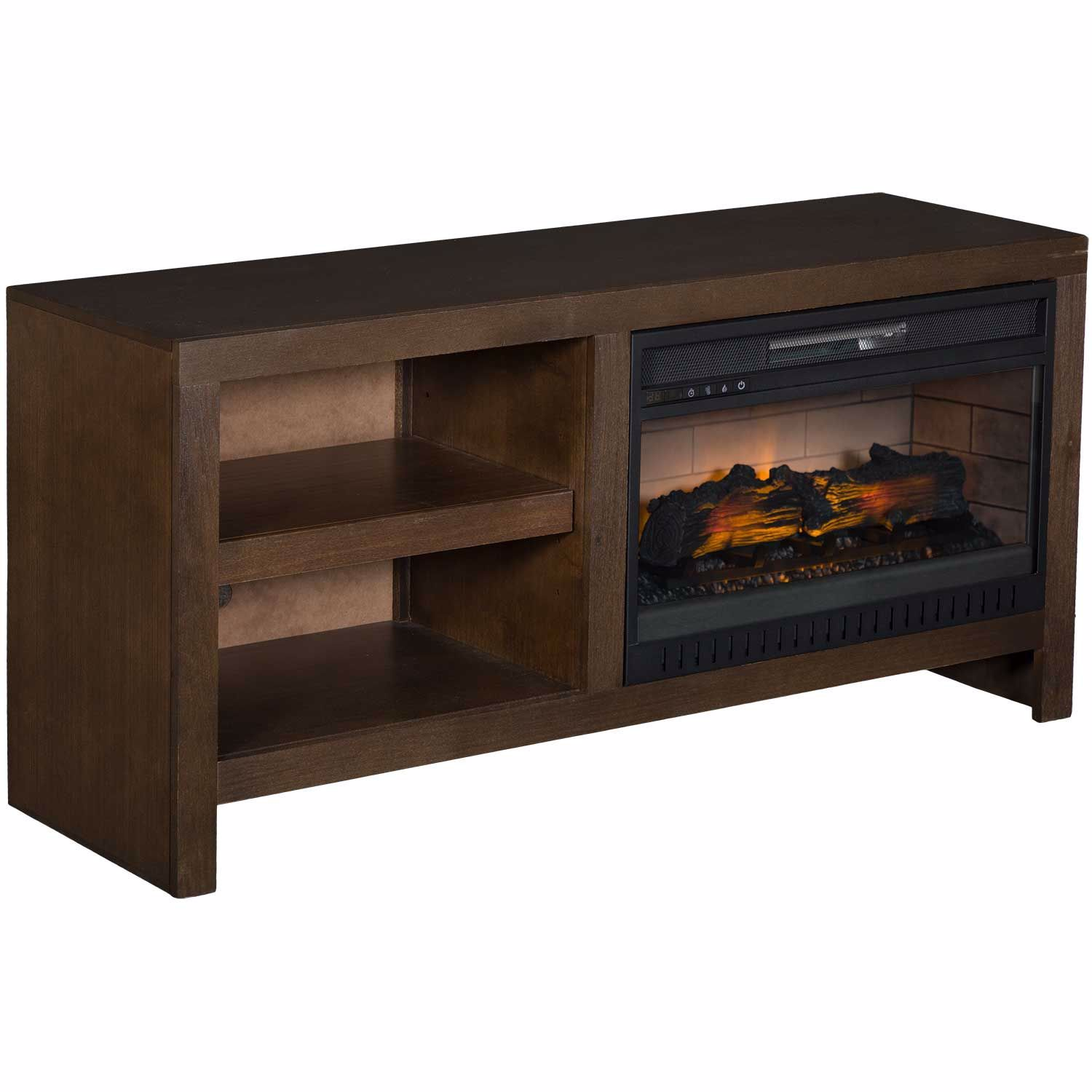 Picture of 52IN DEL MAR FIREPLACE, BROWN