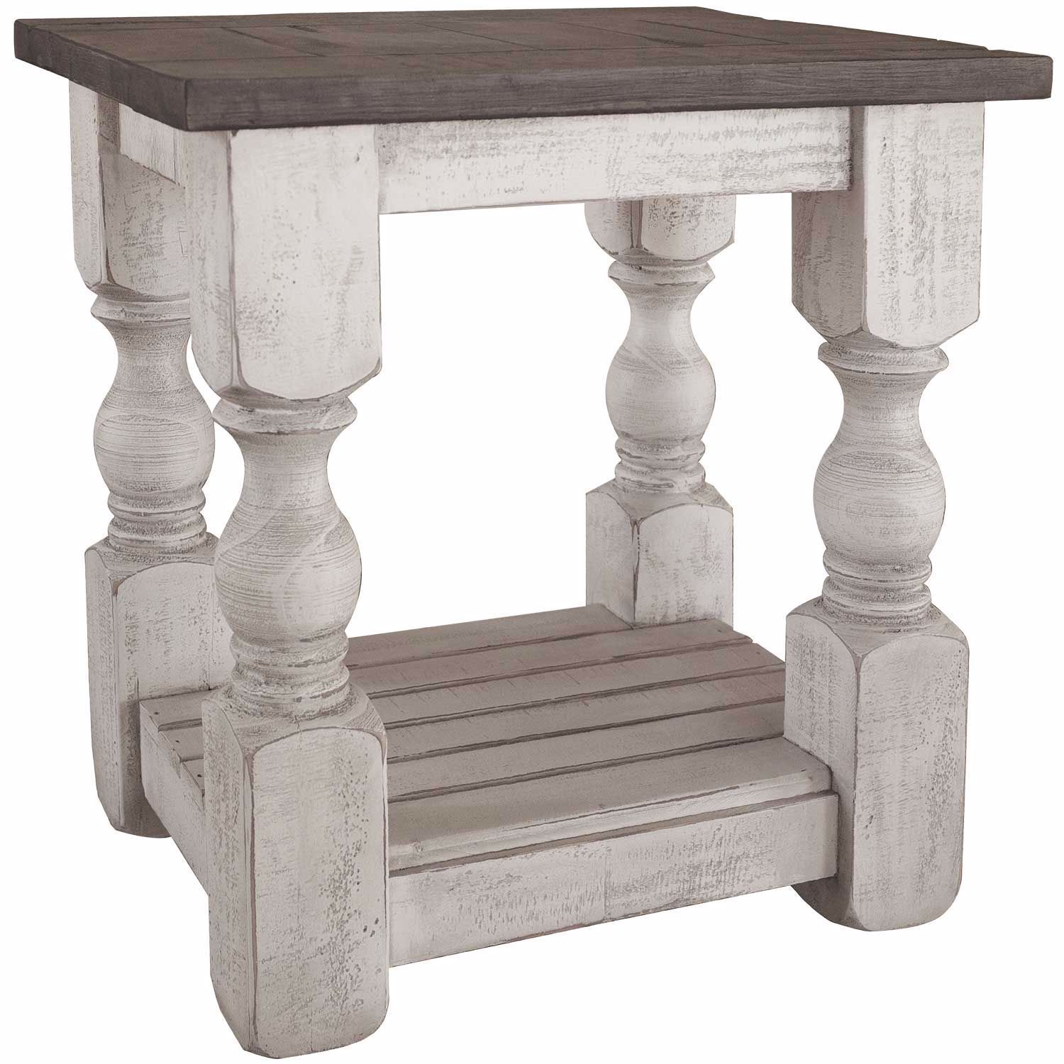 Picture of Stone Chairside Table