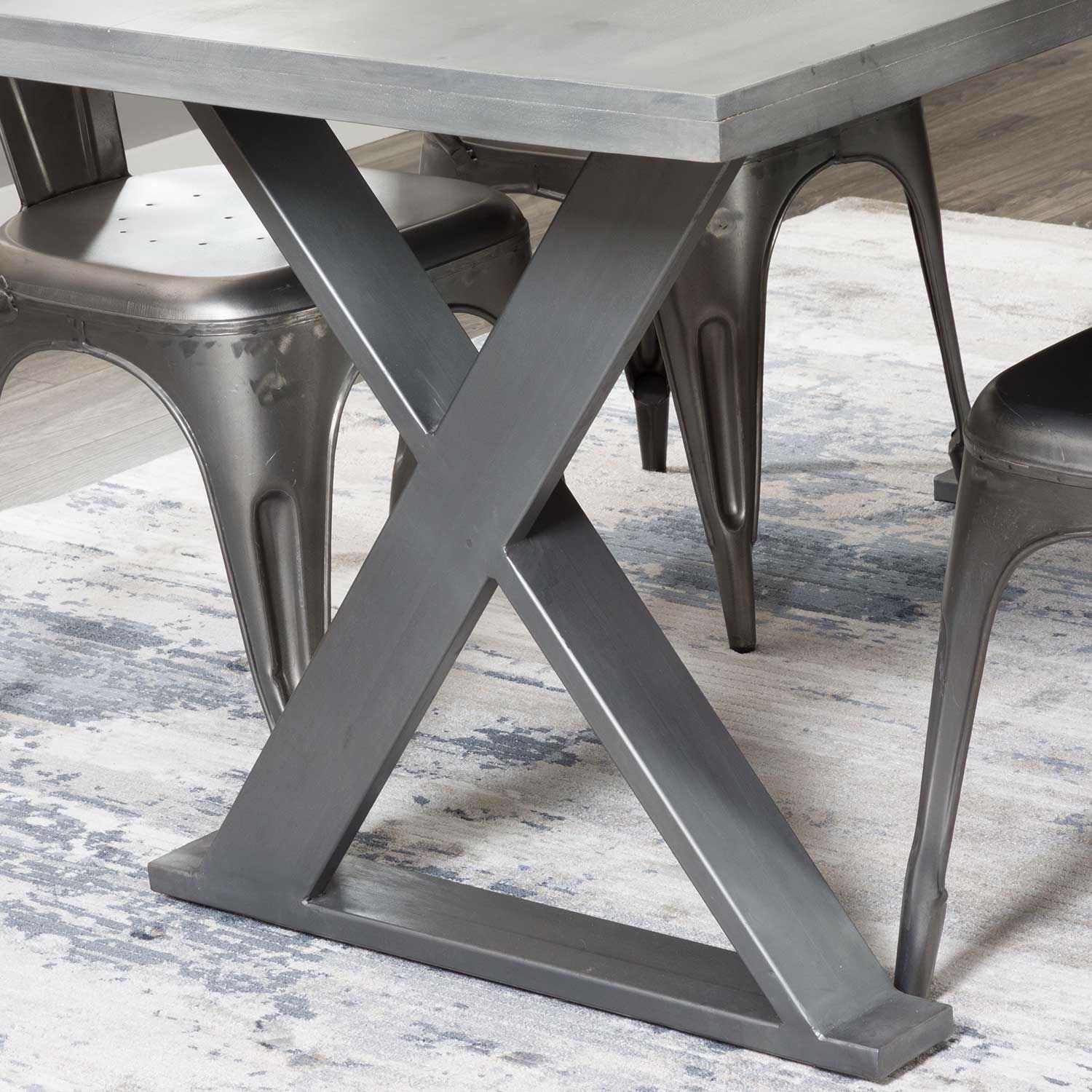 Picture of Modern Rustic Dining Table