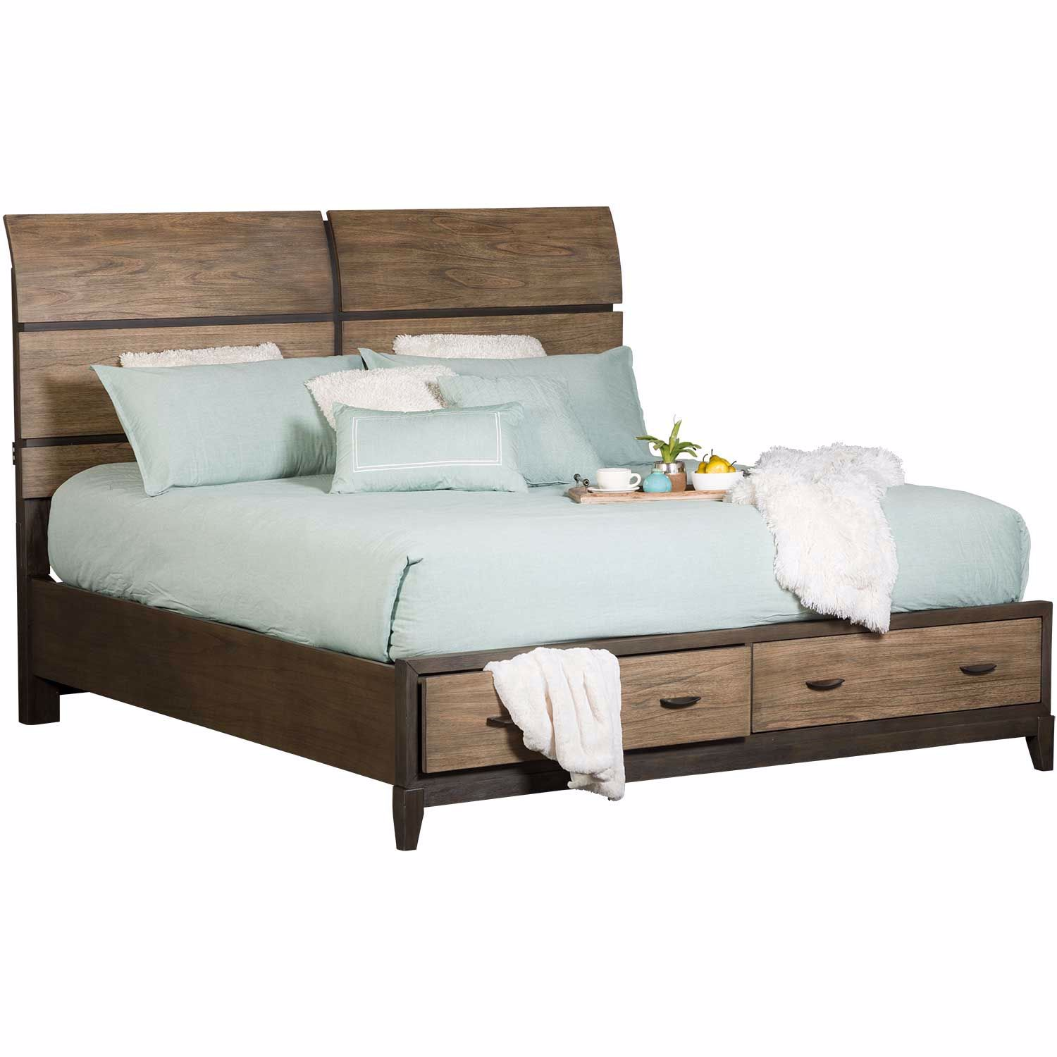 Picture of Westlake King Storage Bed