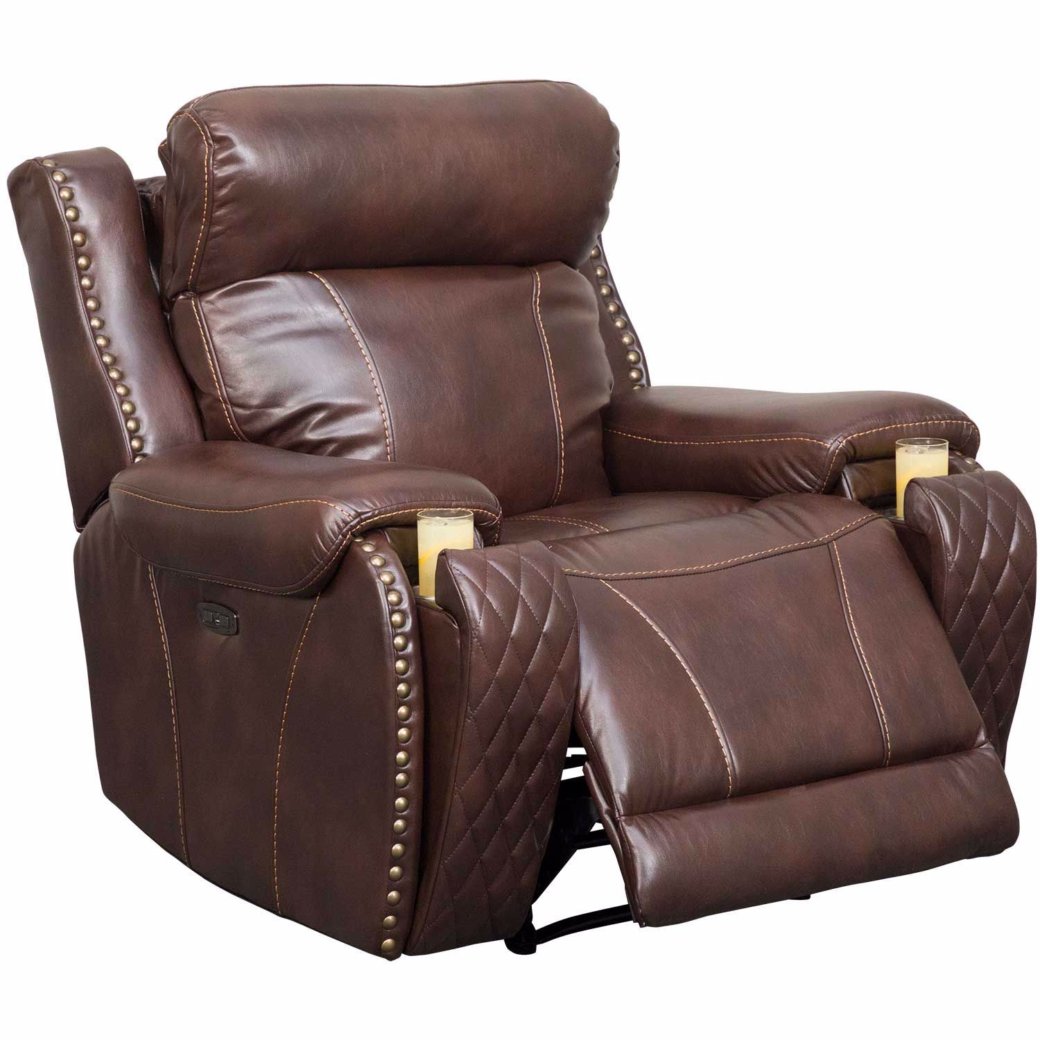 Picture of Gia Power Recliner with Adjustable Headrest