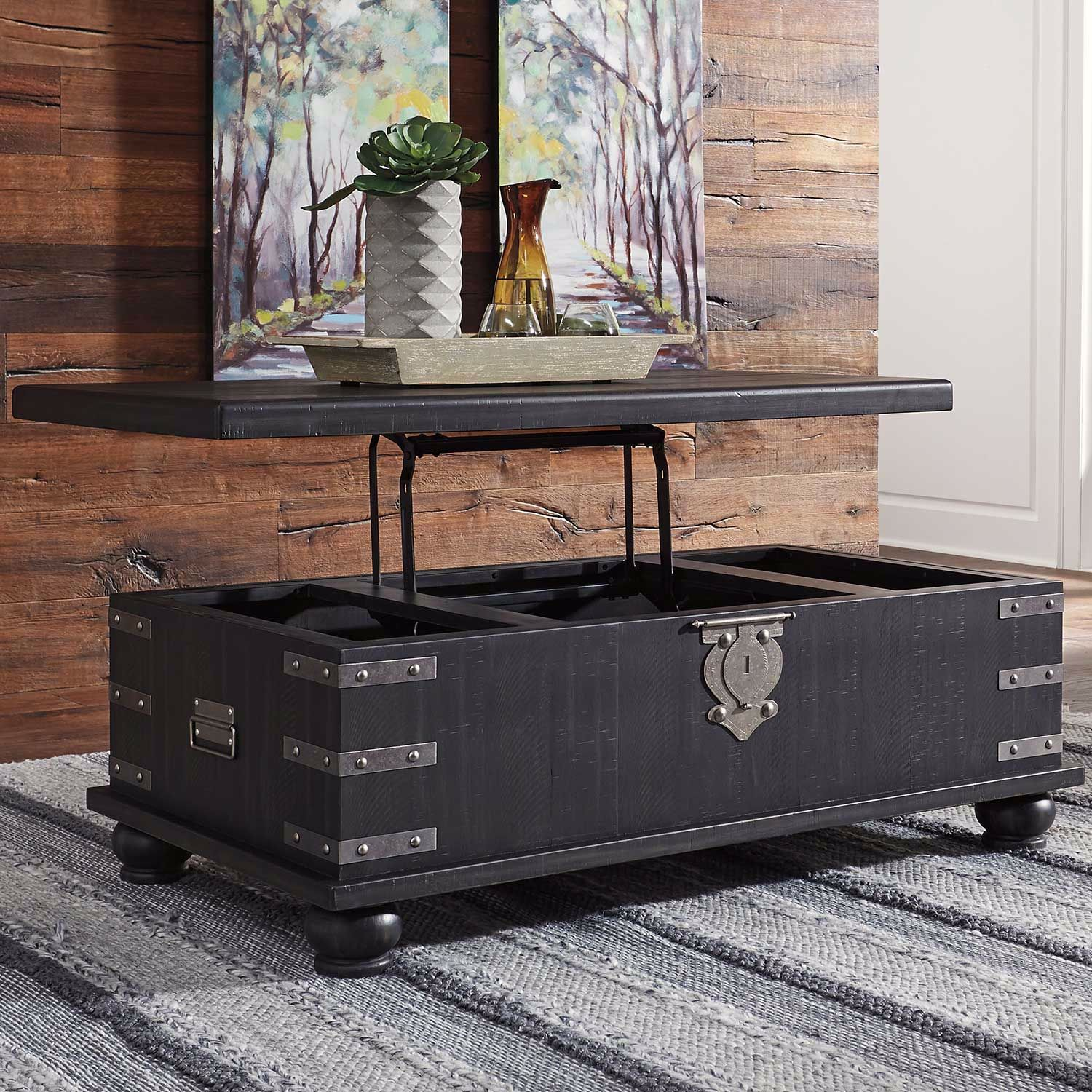 Picture of Delmar Lift Cocktail Table