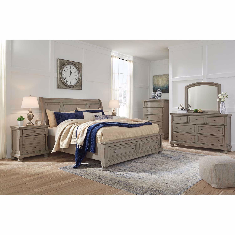 Picture of Lettner 5 Piece Bedroom Set