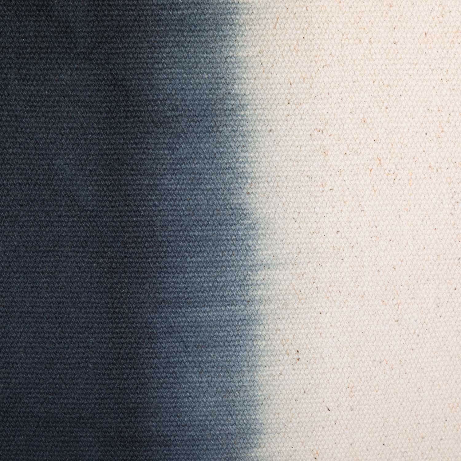 Picture of 20x20 Navy Dip Dye Pillow