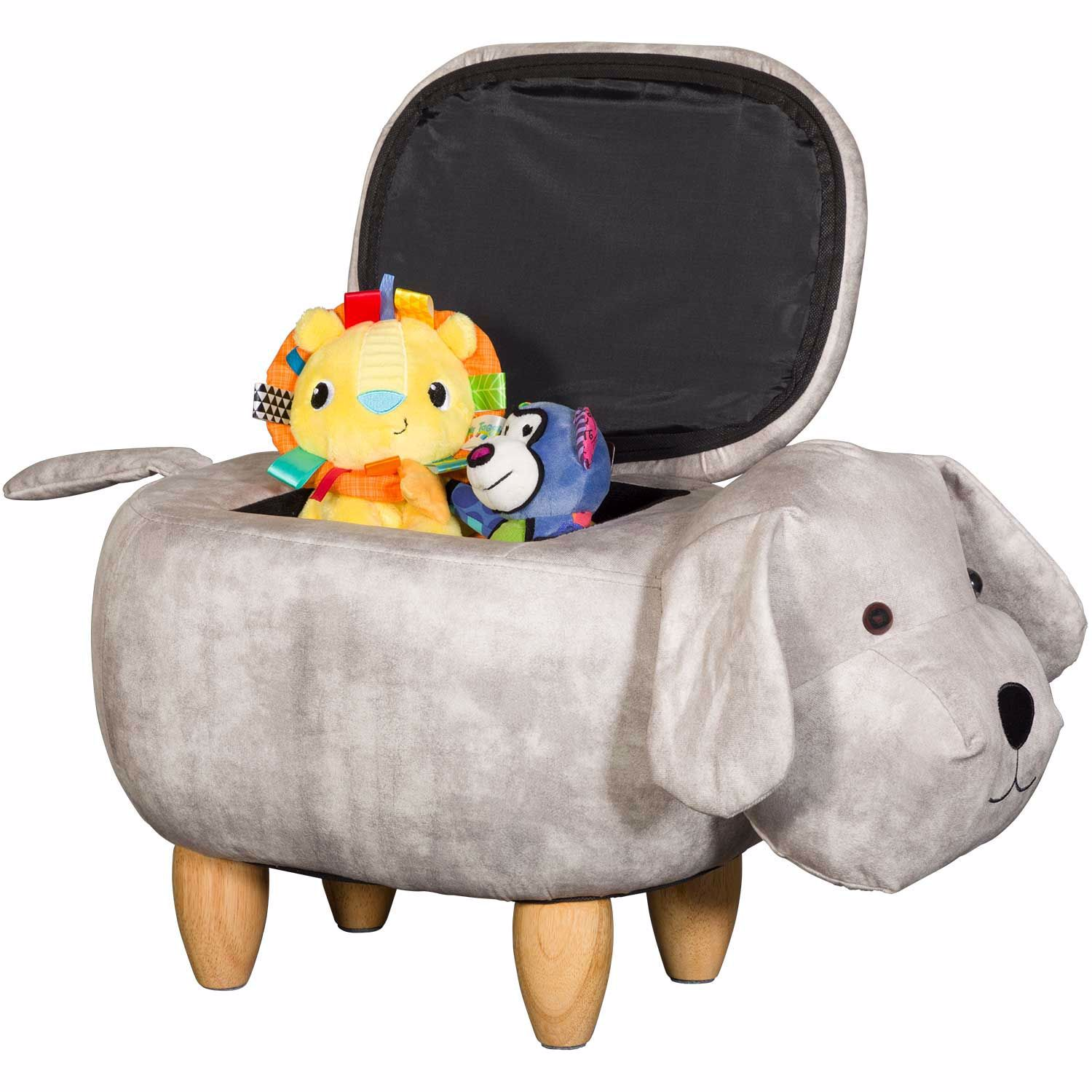 Picture of Dog Storage Ottoman
