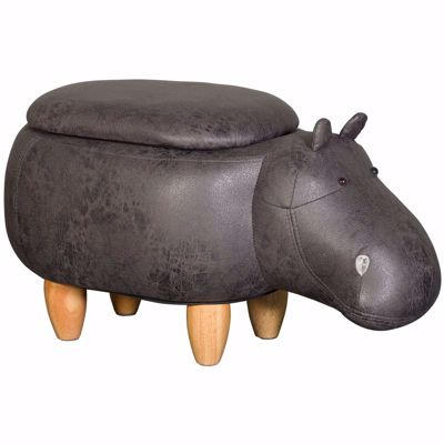 Picture of Hippo Storage Ottoman