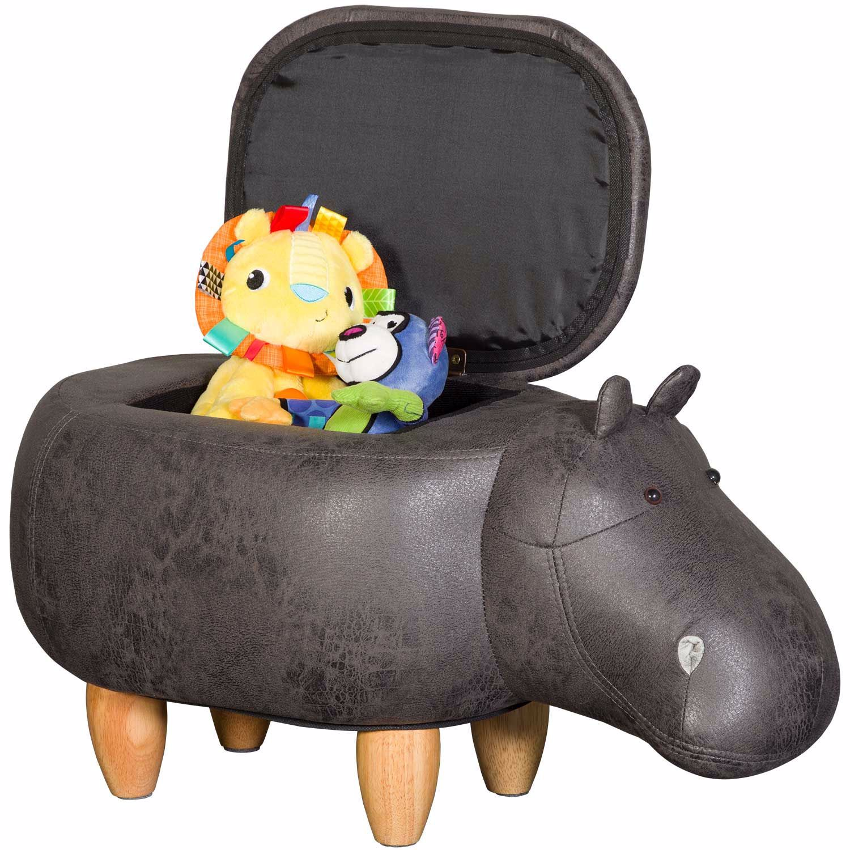 Picture of Hippo Storage Ottoman