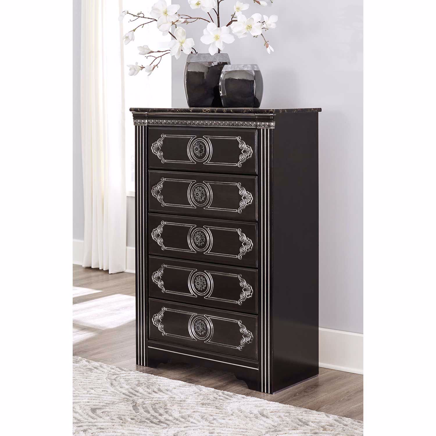Picture of Banalski 5 Drawer Chest