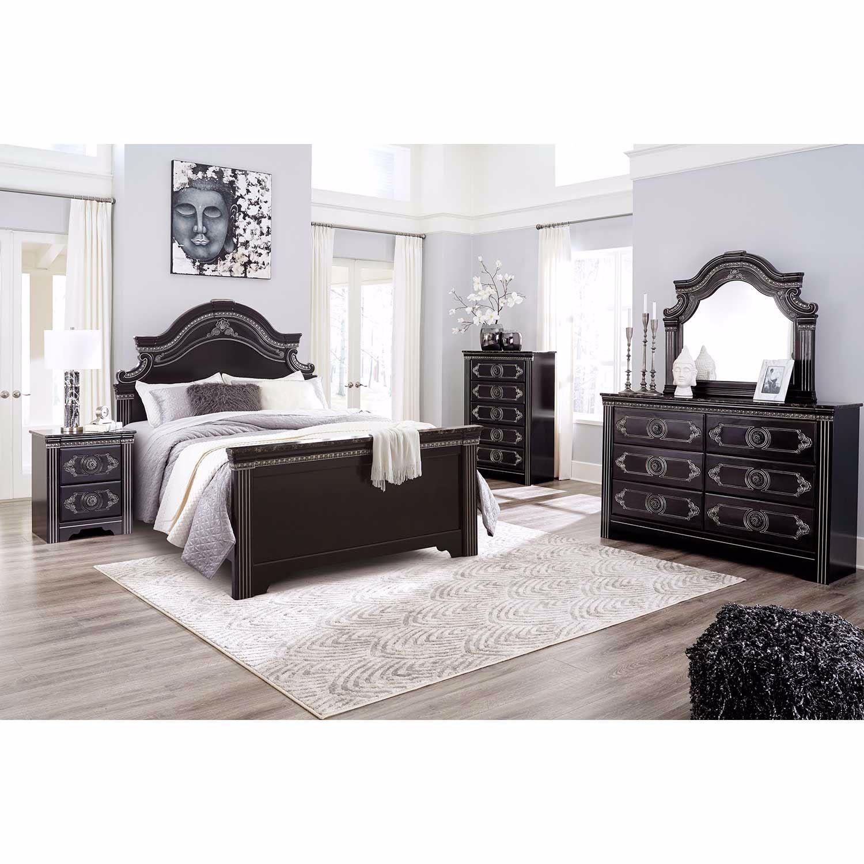 Picture of Banalski 5 Piece Bedroom Set