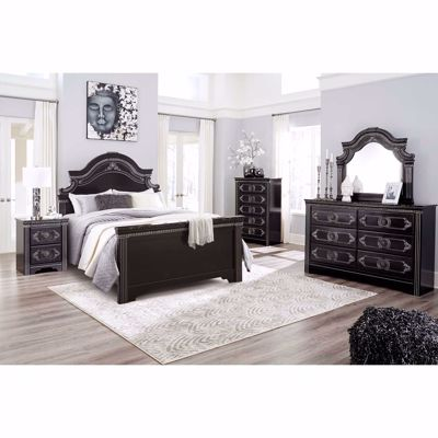 Picture of Banalski 5 Piece Bedroom Set