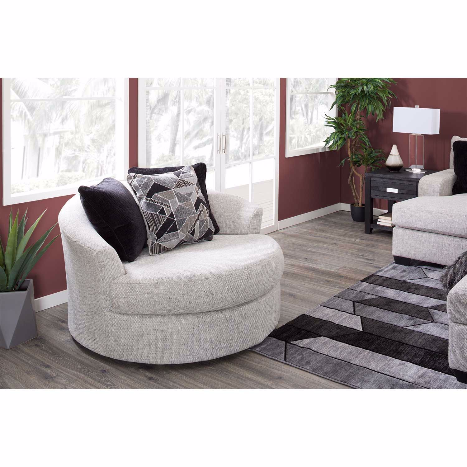 Picture of Megginson Swivel Accent Chair