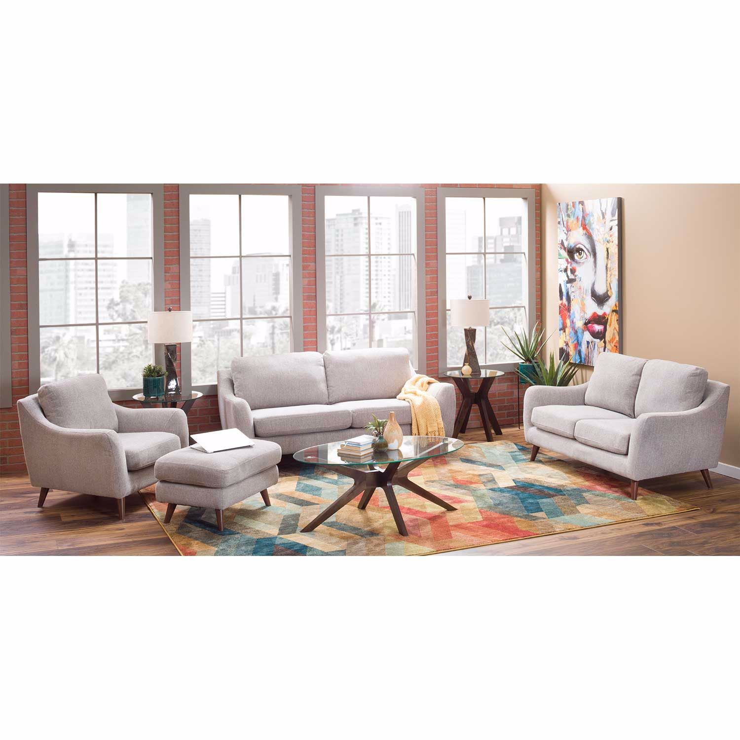 Picture of SoHo Loveseat