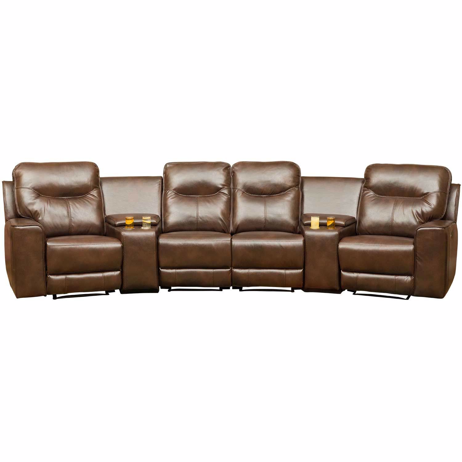 Picture of Luke 6PC Power Reclining Sectional