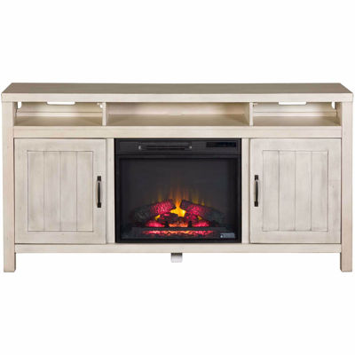 Picture of Melissa 63-inch Fireplace Console