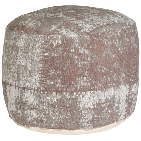 Picture of Pexton Round Pouf *P