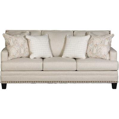 Picture of Claredon Linen Sofa