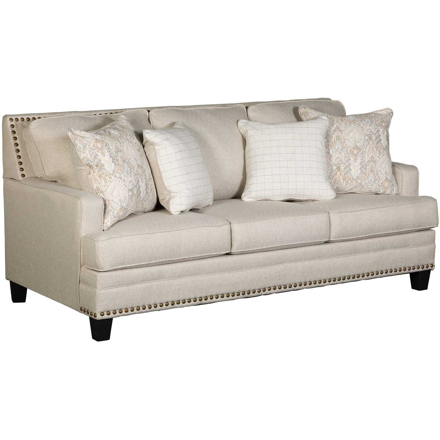 Picture of Claredon Linen Sofa