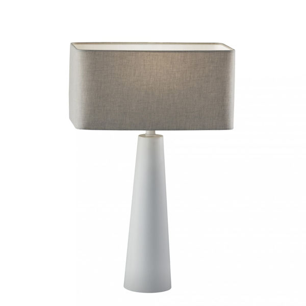 Picture of Lillian White Table Lamp