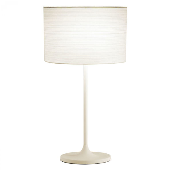 Picture of Oslo White Table Lamp