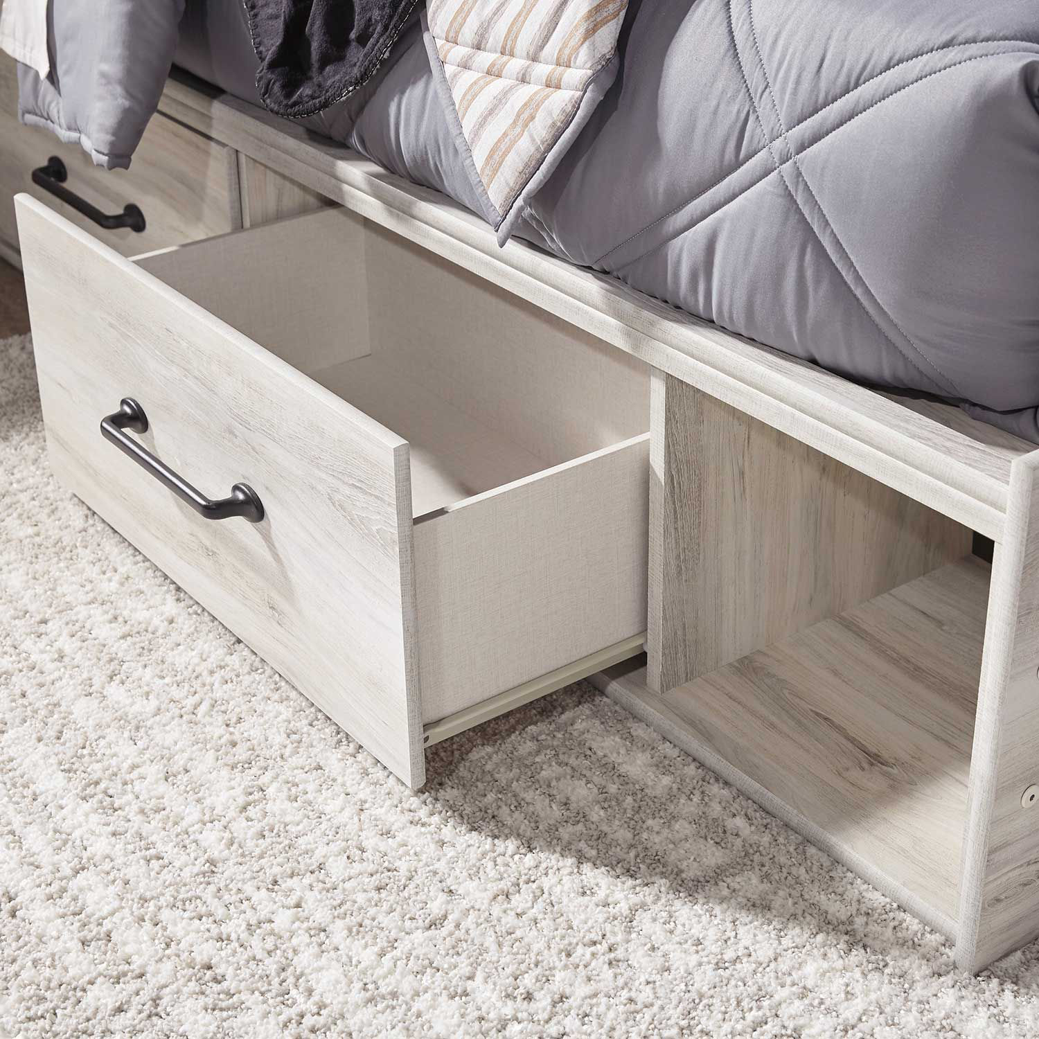 Picture of Cambeck Full Storage Bed