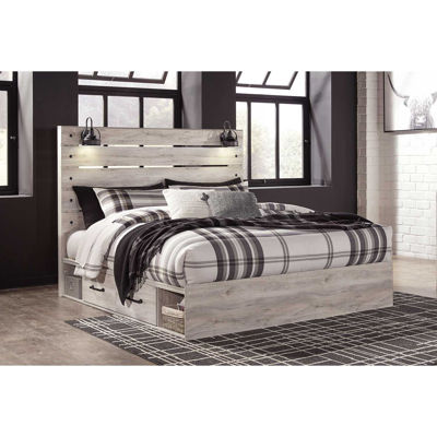 Picture of Cambeck King Storage Bed