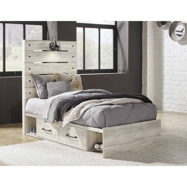 Picture of Cambeck Twin Storage Bed