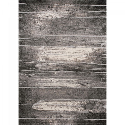 Picture of Montana Charcoal Blue Taupe 8x11 Rug