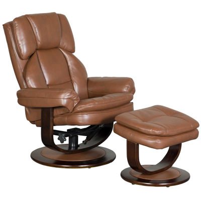 Picture of Edwin 2 Piece Recliner with Ottoman