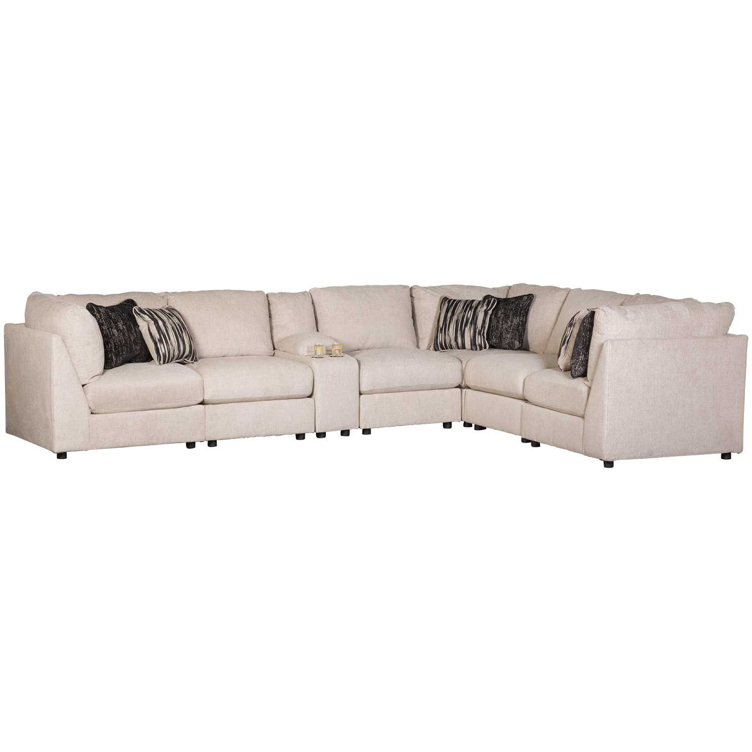 Picture of Kellway 7 Piece Sectional