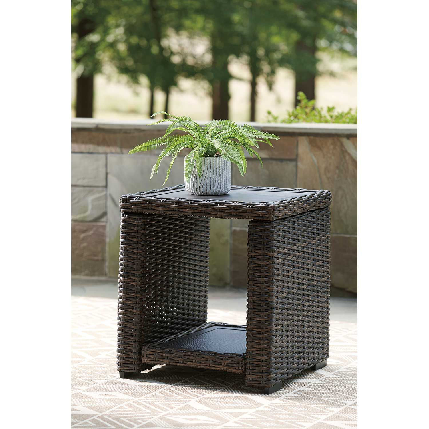Picture of Grasson Lane Square End Table