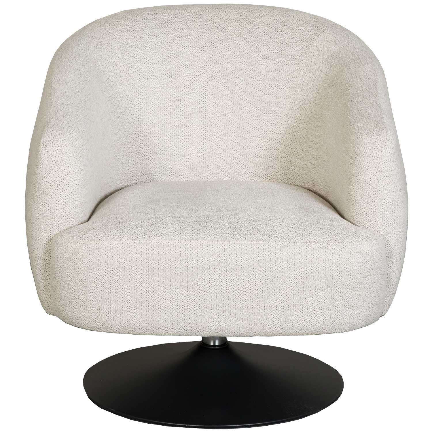 Picture of Saturn Ivory Swivel Chair