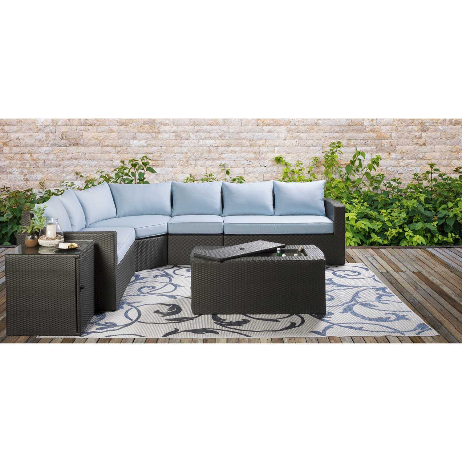 Picture of Brevard II 4 Piece Sectional