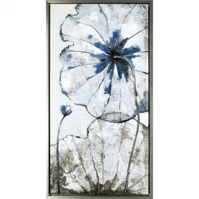 Picture of Framed Painted Floral
