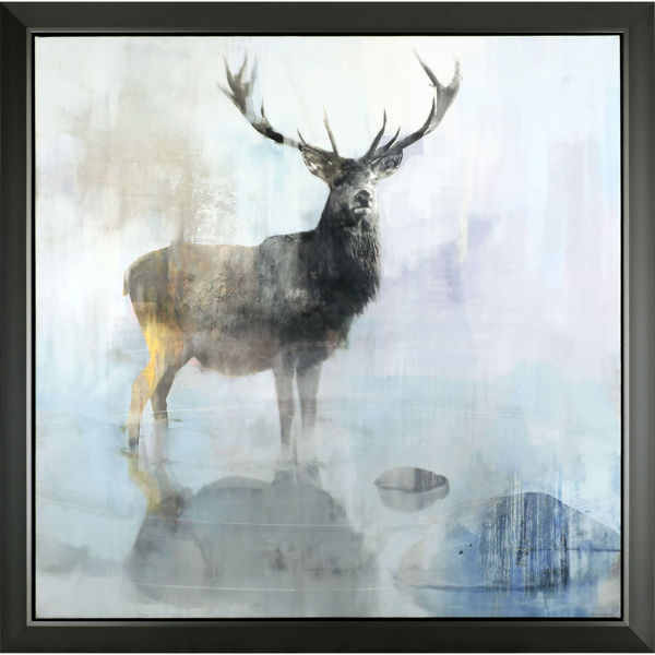 Picture of Stray Deer  Wall Decor