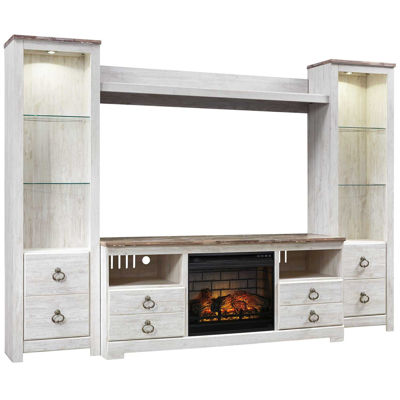 Picture of WILLOWTON WALL/ FIREPLACE