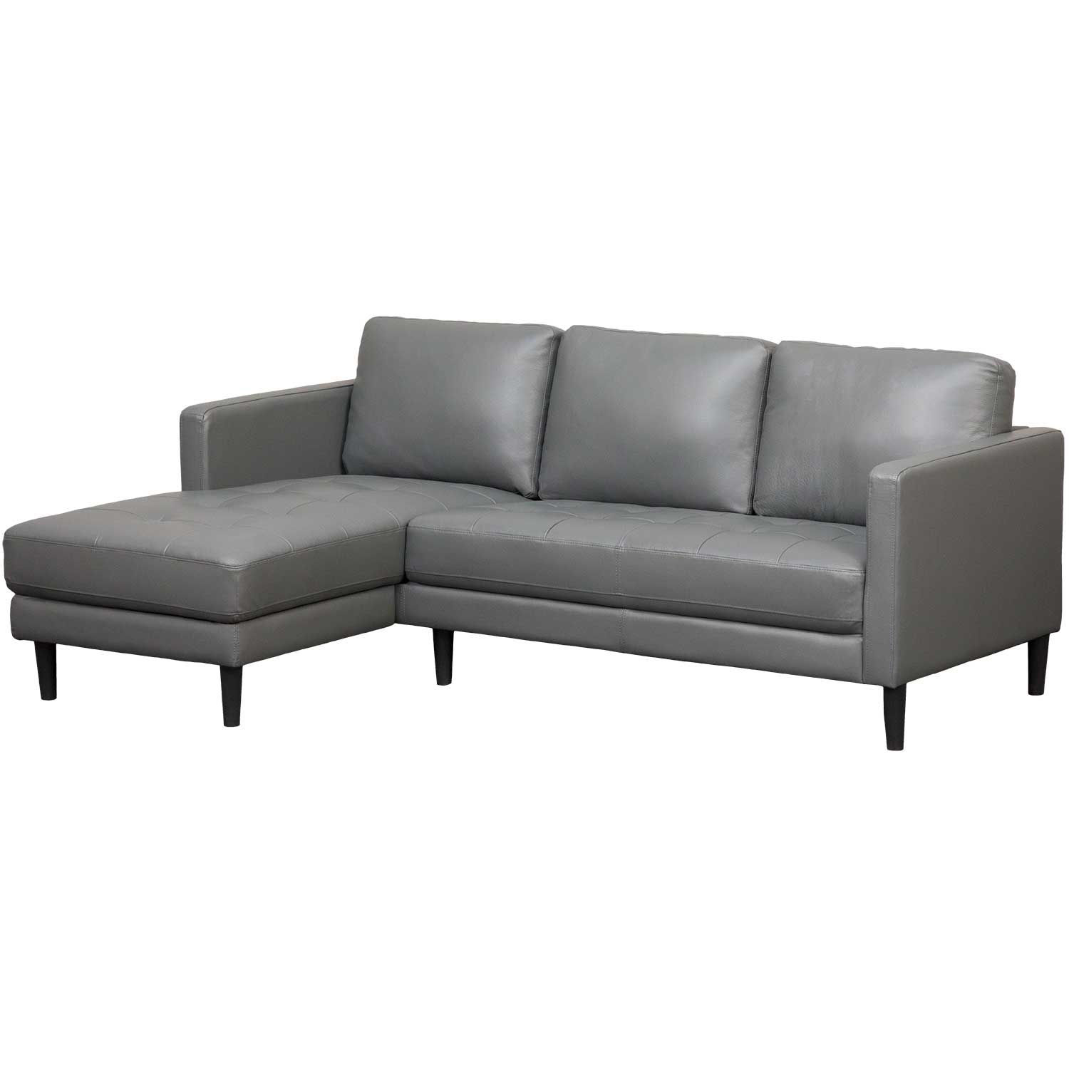 Picture of Rebel Leather Sofa with LAF Chaise